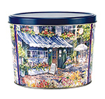 2 Gallon Popcorn Tin