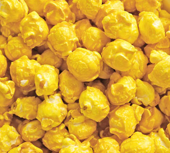 Lemon Drop Popcorn