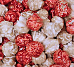 Strawberry Vanilla Popcorn